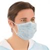 CURAD BioMask Antiviral Isolation Mask,Blue, 24/CS