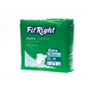 FitRight Extra Briefs,Large, 80/CS