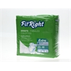 FitRight Extra Briefs,Regular, 20/BG