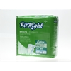 FitRight Extra Briefs,XX-Large, 20/BG
