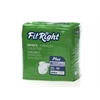 FitRight Plus Briefs,Regular, 80/CS