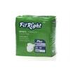 FitRight Plus Briefs,Regular, 80/CS