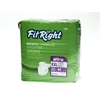 FitRight Ultra Briefs,XX-Large, 20/BG