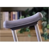 Guardian Underarm Crutch Cushion,Gray, 8/CS
