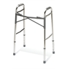Adult Heavy-Duty Two-Button Folding Walkers, 1/CS