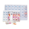 Seven Day Deluxe Pill Boxes, 1/EA