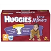 Huggies Little Movers Diapers by Kimberly-Clark Corporation, 108/CS