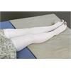 EMS Thigh Length Anti-Embolism Stockings,White,Large, 6/BX
