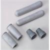 Crutch Replacement Tips,Gray, 6/CS