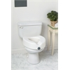 Elevated Toilet Seat, 3/CS