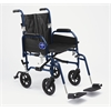Excel Hybrid 2 Transport Wheelchair Chairs, 1/CS