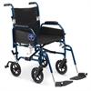 Excel Hybrid 2 Transport Wheelchair Chairs, 1/CS