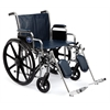 Excel Extra-Wide Wheelchairs, 1/EA