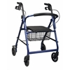 Basic Rollators, Blue, 1/EA