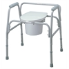Steel Bariatric Commode, 1/CS