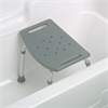 Aluminum Bath Benches without Back, 1/EA