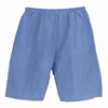 Disposable Exam Shorts,Blue,Medium, 30/CS