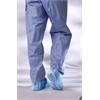 Non-Skid Pro Series Spunbond Shoe Covers,Blue,Regular/Large, 100/BX