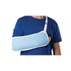 Standard Arm Slings,Light Blue,Large, 1/EA