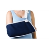 Deep Pocket Arm Slings,Dark Blue,Medium, 1/EA