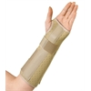Vinyl Wrist and Forearm Splints,Large, 1/EA