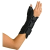 Wrist and Forearm Splint with Abducted Thumb,Medium, 1/EA