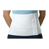 Premium Tri-Panel Abdominal Binders,Small/Medium, 1/EA