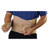 Universal Back Support,Beige,Universal, 1/EA