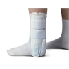 Stirrup Ankle Splints,White,Universal, 1/EA