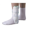 Air and Foam Stirrup Ankle Splints,White,Universal, 1/EA