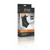 CURAD Lace-Up Ankle Splints,Black,Small, 1/EA
