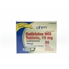 Cetirizine Tablets, 1/BT