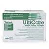 Insulin Safety Syringes By Ultimed Inc, 500/CS