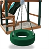 360° Turbo Tire Swing - Green