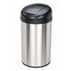 NINE STARS MOTION SENSOR TRASH CAN, 13.2 X 13.2 X 24.7