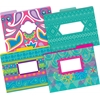 Bohemian File Folders Set of 12