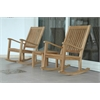 Bahama Chairs and Side Table Square 3 Piece Set