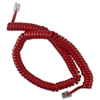 Cablesys GCHA444012-FCR / 12' RED Handset Cord