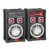 "IQsound 6"" Professional Bluetooth Speaker Pair"