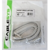 Cablesys GCHA444025-FLG / 25' LT GRAY HC