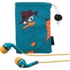 Kiddesigns Phineas and Ferb NoiseIsolating Earphone