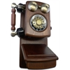 Country Wood Phone WALNUT