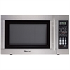 MAGIC CHEF 1.3 cf 1100 Watt Microwave STAINLESS