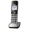 Panasonic Consumer Extra Handset for KX-TGF3xx in Silver