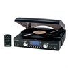 Jensen 3-Speed Stereo Turntable w/ MP3 Encoding