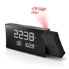 Projection Radio Clock