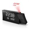 Projection Radio Clock