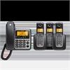 Binatone/ Motorola Corded/Cordless 3 Handsets Answering Sys