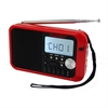 First Alert AM/FM NOAA Weather Band Clock Radio