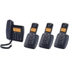 Binatone/ Motorola Motorola Corded/Cordless 4-pack